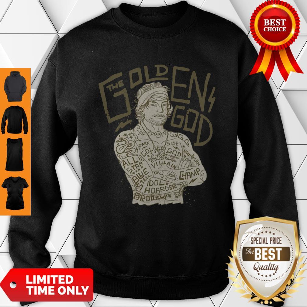Official David's Golden God Sweatshirt