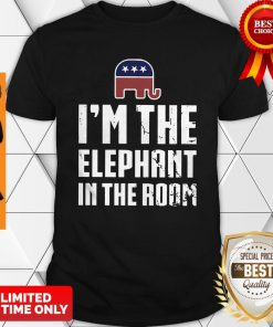 Official I'm The Elephant In The Room Shirt