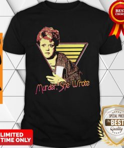 Official Murder She Wrote Shirt