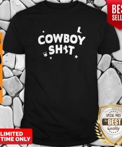 Official Cowboy Shit Shirt
