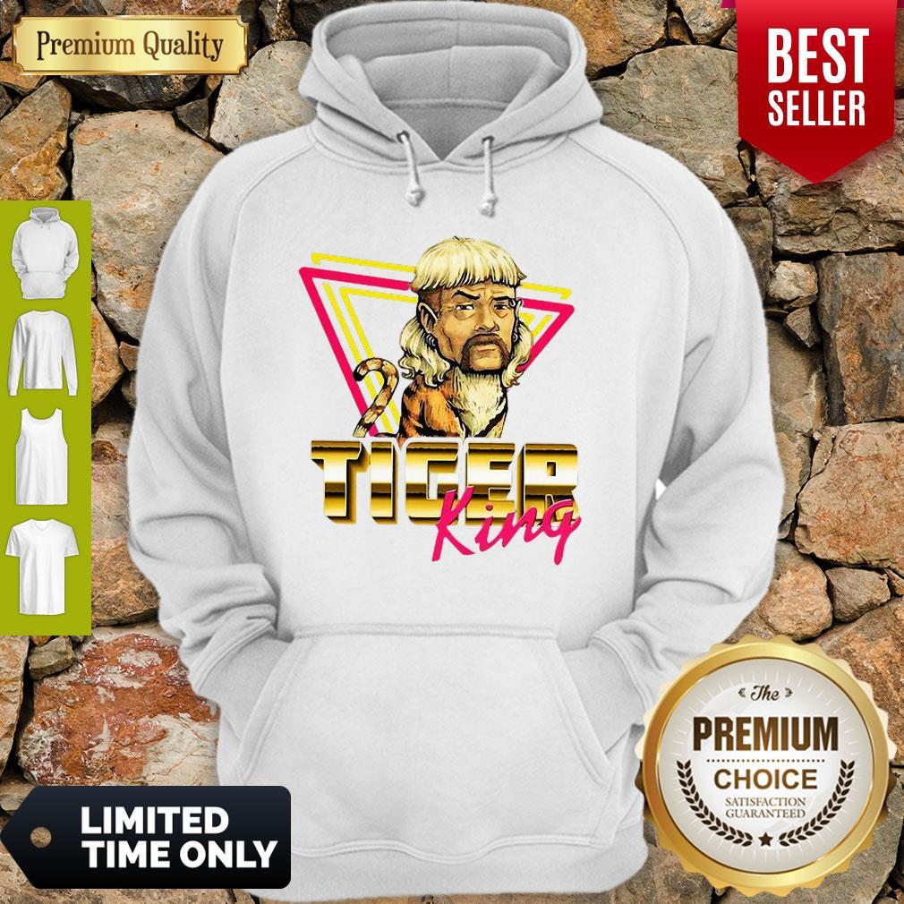 Top Tiger King Joe Exotic Hoodie