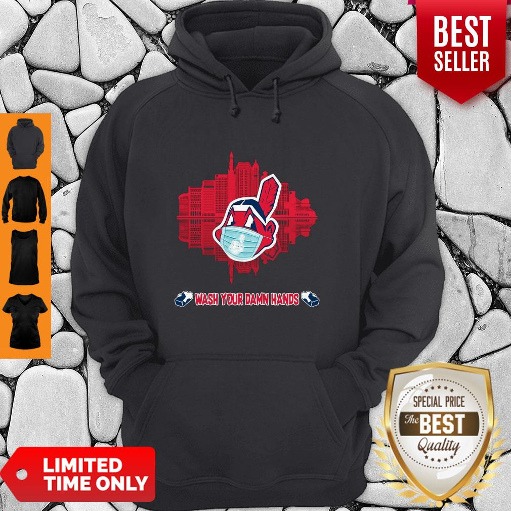 Official Ohio State Wash Your Damn Hands Hoodie