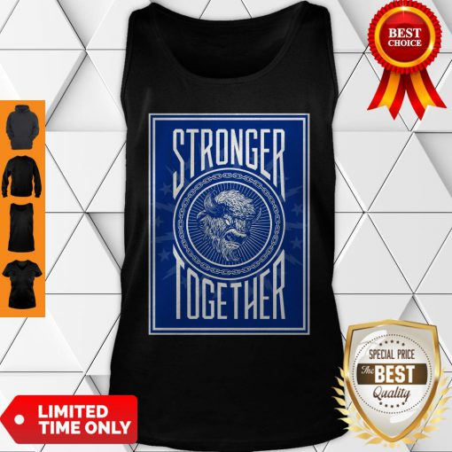 Official Buffalo Stronger Together Tank Top