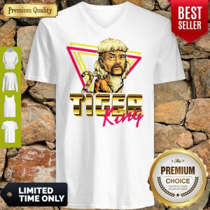 Top Tiger King Joe Exotic V-Neck