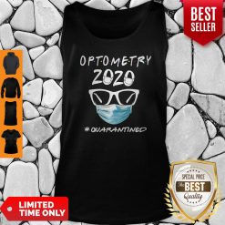 Official Optometry 2020 #Quarantined Tank Top