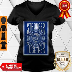 Official Buffalo Stronger Together V-Neck