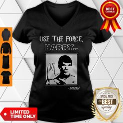 Official Use The Force Harry Gandalf V-Neck