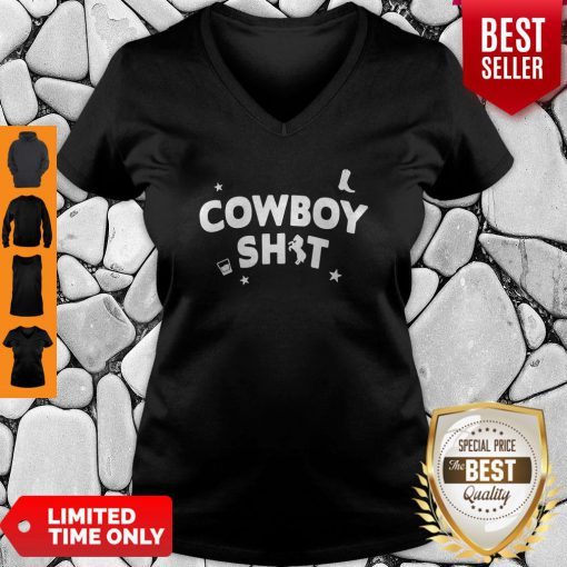 Official Cowboy Shit V-Neck