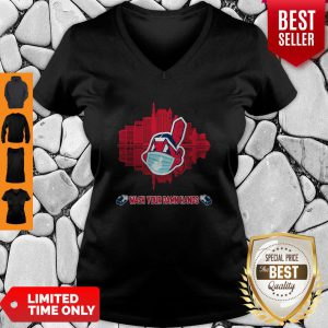 Official Ohio State Wash Your Damn Hands V-Neck