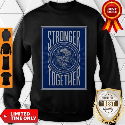 Official Buffalo Stronger Together Sweatshirt