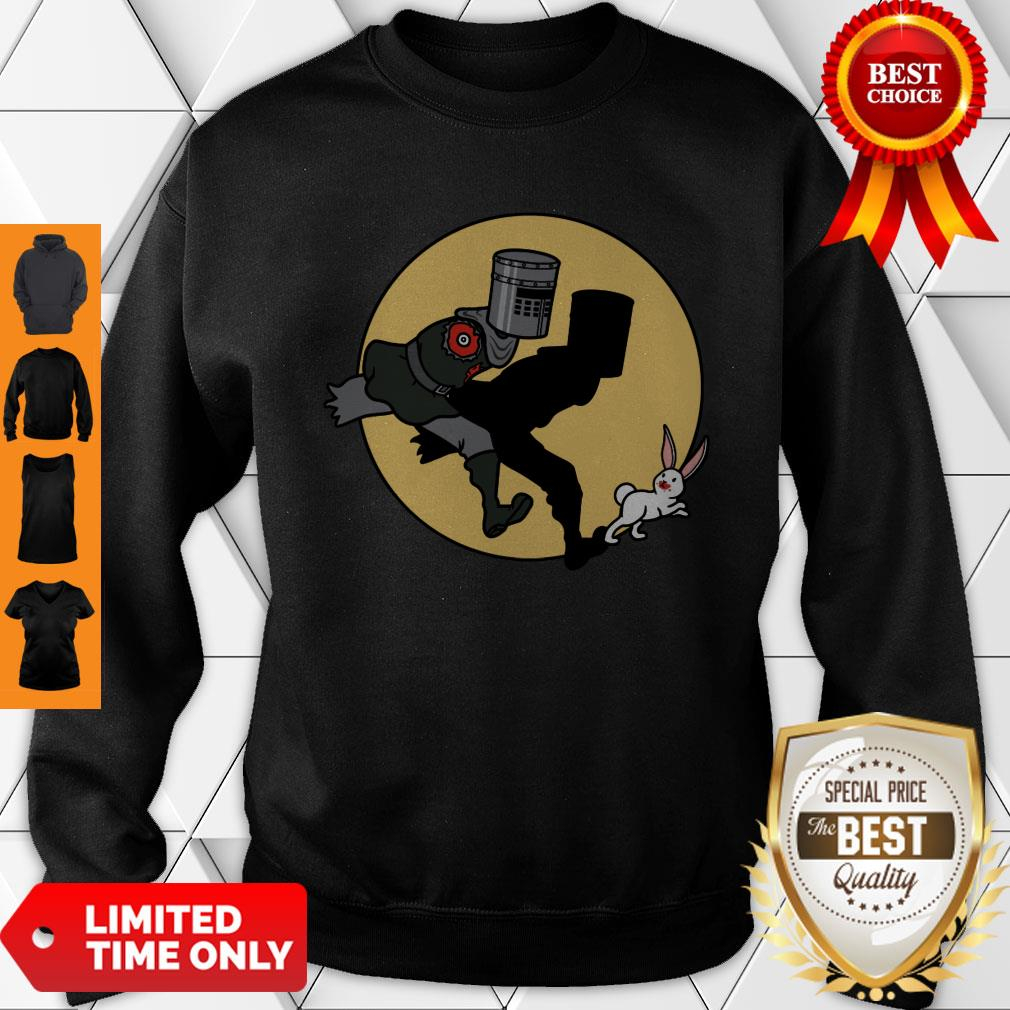 Official The Adventures Of The Black Knight Sweatshirt