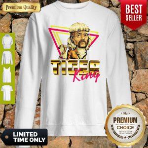Top Tiger King Joe Exotic Sweatshirt