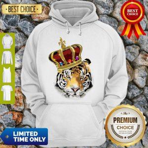 Official King Tiger Kinder Hoodie