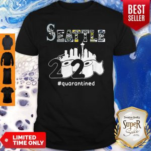 Seattle's Sports 2020 Quarantined Coronavirus Shirt