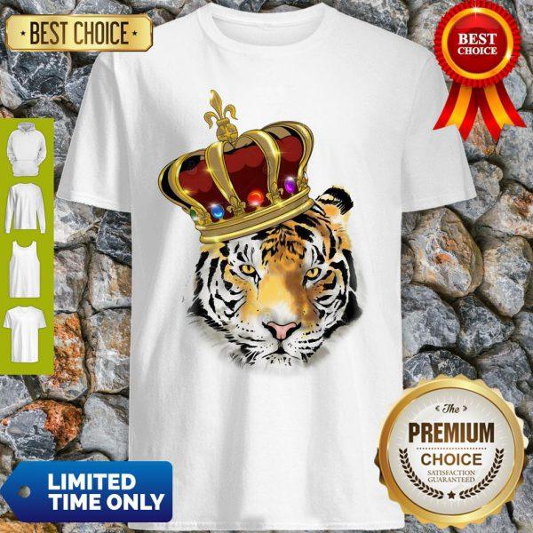 Official King Tiger Kinder Shirt