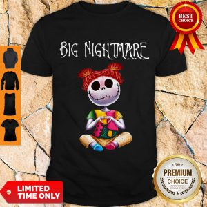 Mickey Big Nightmare Shirt
