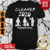 Funny Cleaner 2002 Essential Shirt