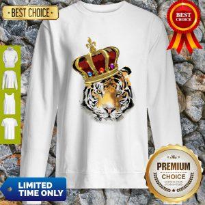 Official King Tiger Kinder Sweatshirt
