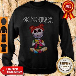 Mickey Big Nightmare Sweatshirt