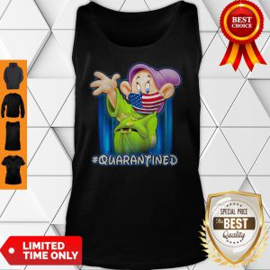 Nova Dopey Face Mask Quarantined Tank Top