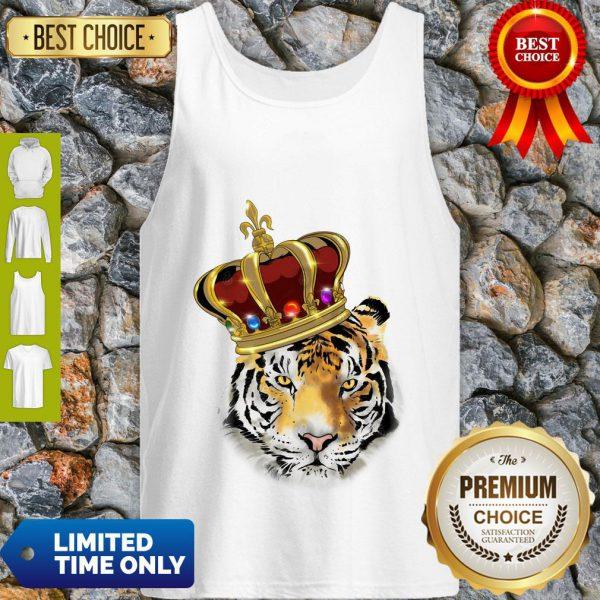 Official King Tiger Kinder Tank Top