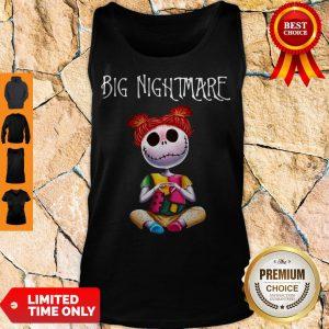 Mickey Big Nightmare Tank Top