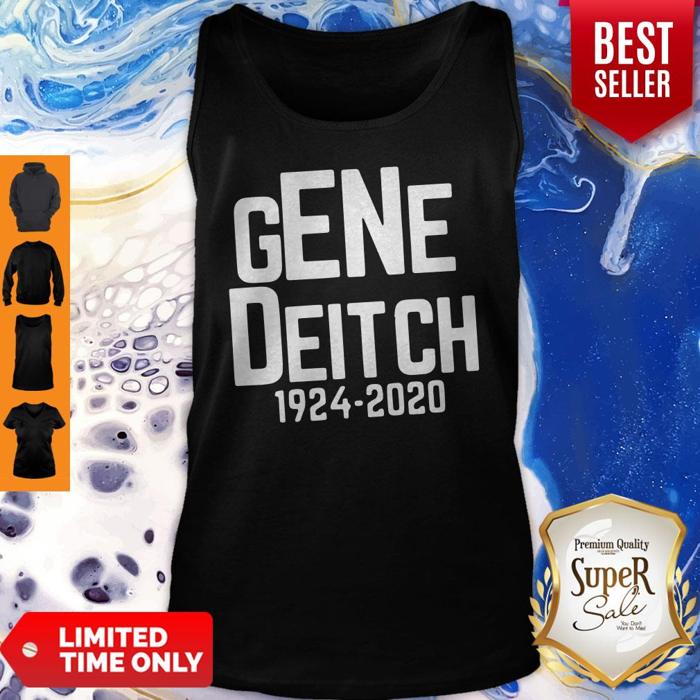 Official Gene Deitch Tank Top