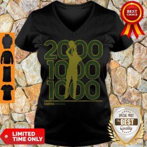 Perfect Sabrina Ionescu 2,000 1,000 1,000 Club V-neck