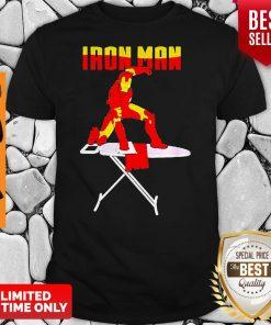 Official Iron Man Iron Clothes Shirt