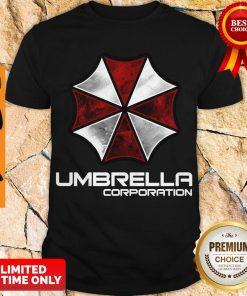 Premium Resident Evil Umbrella Corporation Shirt
