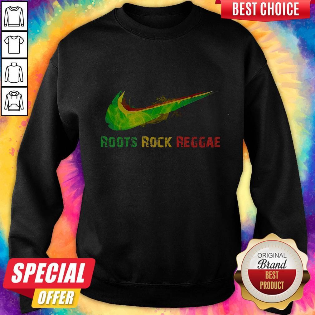 Awesome Nice Roots Rock Reggae Sweatshirt
