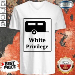 Nice White Privilege V-neck