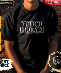Nice Yelich Hiura 2020 This Is My Crew Milwaukee Brewers Shirt