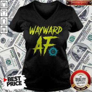 Official Wayward Af V-neck