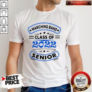 Premium Marching Band Class Of 2020 Senior Shirt