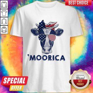 Premium Moorica 4th July Farmer Shirt