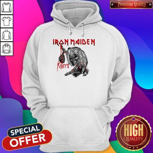 Top Iron Maiden Killers Hoodie