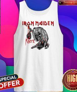 Top Iron Maiden Killers Tank Top