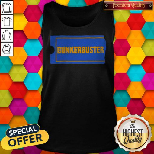 Awesome Bunkerbuster Tank Top