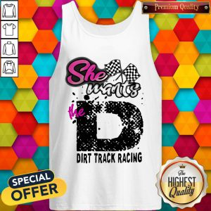 Awesome She Wants The D Dcing Tank Top