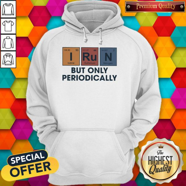 Funny I Run But Onolly Hoodie