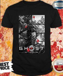 Top Ghost Of Tsushima Shirt