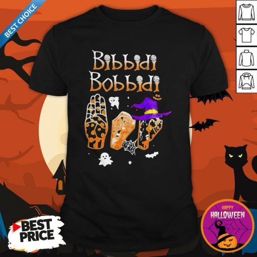 Halloween Witch Bibbidi Bobbidi SHalloween Witch Bibbidi Bobbidi Shirthirt
