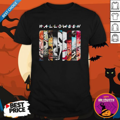 Happy Halloween With Scary Stuff Happy Halloween With Scary Stuff ShirtShirt