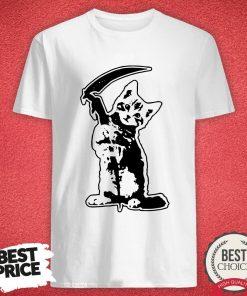 Official Cat Death Shirt