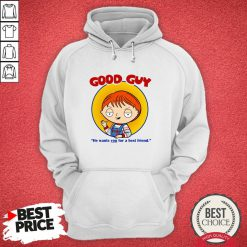 Top Chucky Good Guy He Wants You For A Best Friend Hoodie