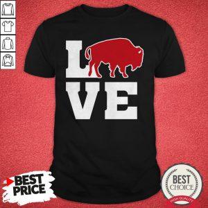 Top Love Buffalo Vintage NY Football Mafia Shirt