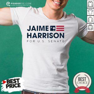 Jaime Harrison For Us Senate Classic Shirt - Desisn By Pondertee.com