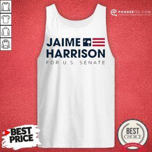 Jaime Harrison For Us Senate Classic Tank Top - Desisn By Pondertee.com