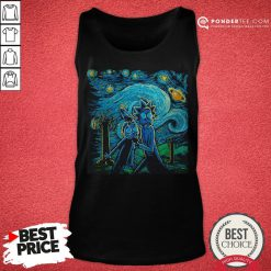 Rick And Morty The Scream Painting Tank Top - Desisn By Pondertee.com